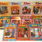 Clue by AE Parker Set of 11 Paperbacks