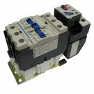 Telemecanique Motor Starter Replacement  LC1D LR2D1 30 HP 120V w/Overload 37-50A