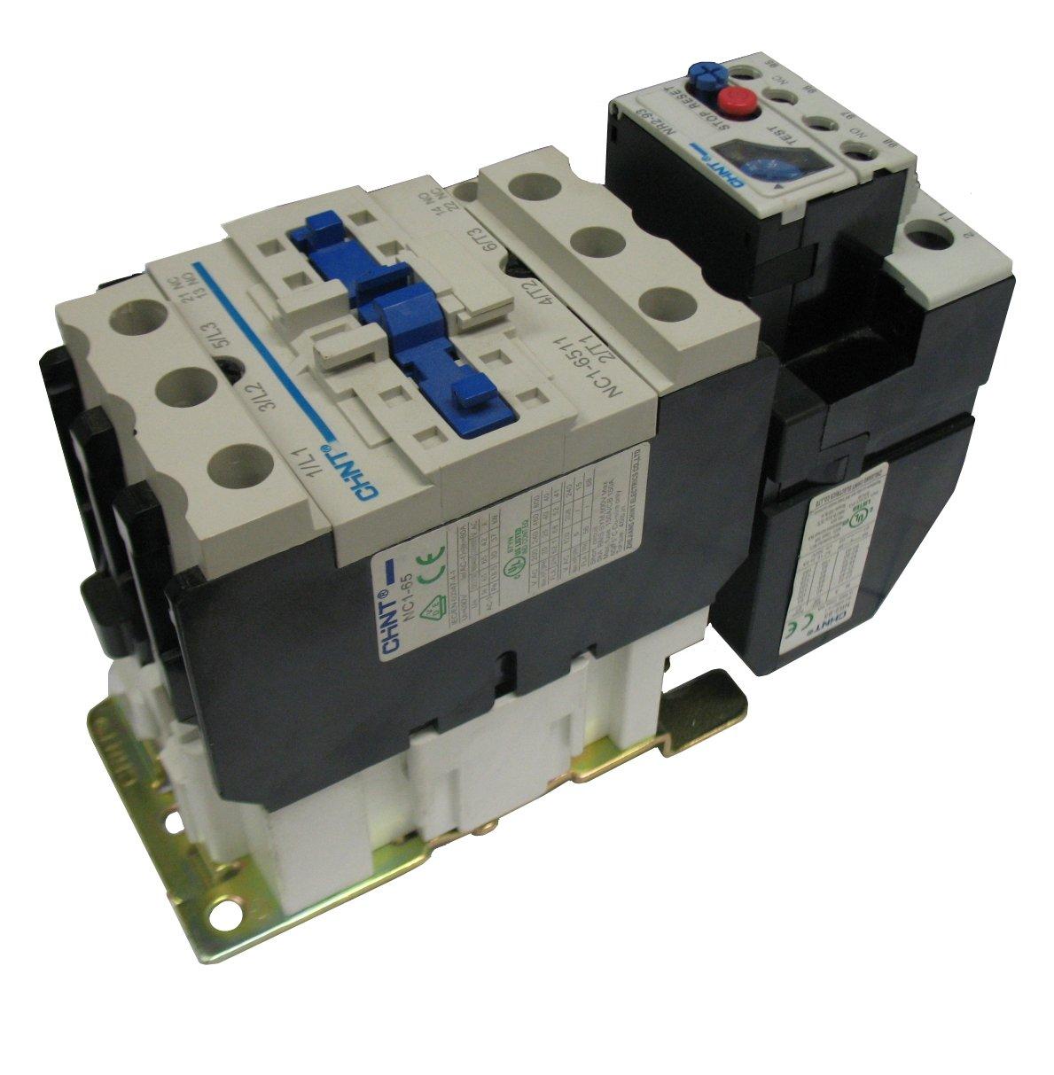 Telemecanique motor starter replacement lc1d lr2d1 50 hp for 50 hp motor starter