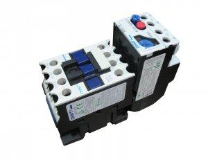 Telemecanique Motor Starter Replacement  LC1D LR2D1 240V w/Overload 1 - 1.6A