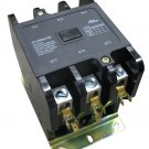 New Definite Purpose AC Contactor 3-Pole 40A 10 HP 24VAC HVAC