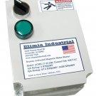 Elimia ACMS 23-32-230LC Air Compressor Motor Starter 10 HP 3 PH Nema 4X