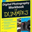 Digital Photography Workbook For Dummies by Doug Sahlin