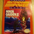Nintendo Power Ninja Gaiden II 2 Strategy Guide