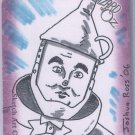 2006 The Wizard of Oz Sketch Art Card The Tin Man Breygent