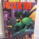 Robin & Batgirl: Fresh Blood TPB