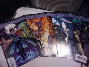 The Book Of Lost Souls #1-4