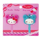Hello Kitty Heart Bear Key Cap Set