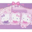 Hello Kitty Plie Letter Set