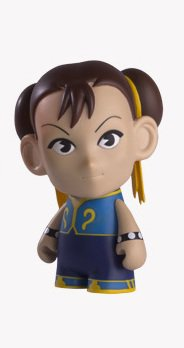 Kidrobot Capcom Street Fighter Series - Chun Li (Blue)
