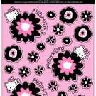 Hello Kitty Blossom Deco Sticker