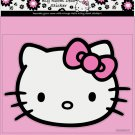 Hello Kitty Blossom Big Room Deco Sticker