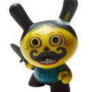 Kidrobot Azteca II Series - Sicario (Yellow) by Saner
