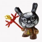 Kidrobot Azteca II Series - Black Xolotil by Izzie Ramirez