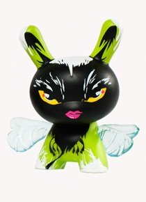 Kidrobot Dunny 2012 Series - Bug Wings by Attaboy