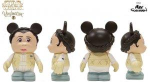 "Disneyland Star Wars 3"" Vinylmation Figure - LEIA"