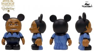 "Disneyland Star Wars 3"" Vinylmation Figure - LANDO"