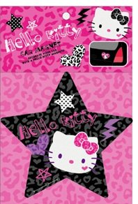 Hello Kitty Car Magnet 2012 - Style #4