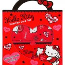 Hello Kitty Angel Heart Valentine Card Set
