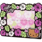 Hello Kitty Beach Girl Rubber Photo Frame