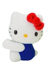 Hello Kitty Clip-On Plush