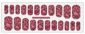 Hello Kitty Gel Nail Sticker - #3