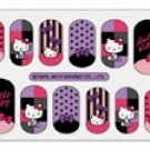 Hello Kitty Gel Nail Sticker - #5