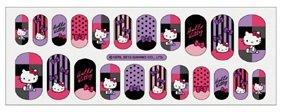 Hello Kitty Gel Nail Sticker - #5