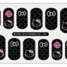 Hello Kitty Gel Nail Sticker - #6