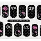 Hello Kitty Gel Nail Sticker - #6