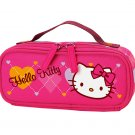 Hello Kitty Argyle Pencil Case