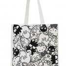 Sanrio Character Reusable Shopping Bag - Flat
