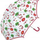 Sanrio Hello Kitty Kids Vinyl Umbrella - Apple Tree
