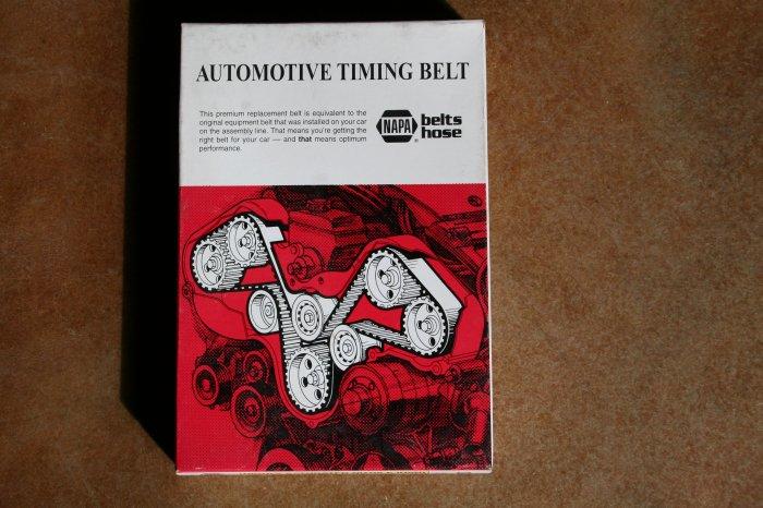 1987-1990 Ford Festiva, Mazda 323, Mercury Tracer 250141 NAPA Gates Timing Belt $30.00