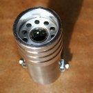 "Aluminum & Stainless Steel Turbo Exhaust Tip fits up to 2 1/4"" pipe $10.00"