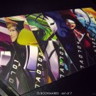 7S Bookmarks - set of 7