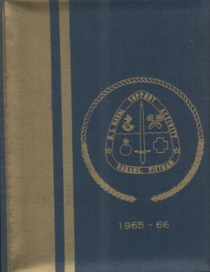 "Naval Support Activity, Da Nang 1965-66 ""Cruise Book"""