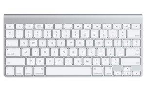 Apple Bluetooth Wireless Keyboard (MB167LL)