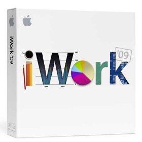 Apple iWork '09 (2009) Office Productivity Suite MB942Z/A