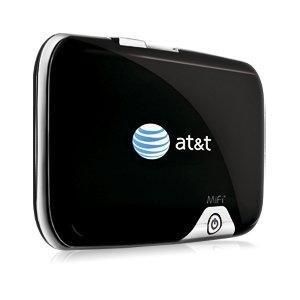 AT&T NOVATEL MIFI 2372 MOBILE HOTSPOT WIFI 3G