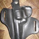 MPS Black Leather Holster