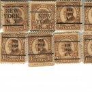 1925 Harding 1 1/2 Cent Stamp