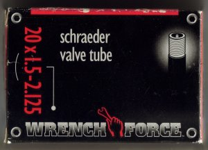 Wrench Force Bike Tube