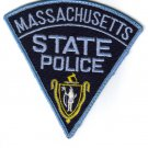Massachusetts State Police Patch