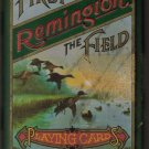 Remington Playing Cards Tin