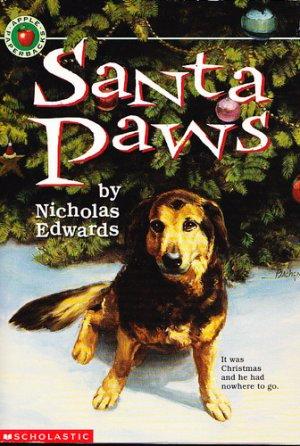 santa paws [Paperback]