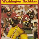1973 Sports Focus Football Issue Washington Redskins