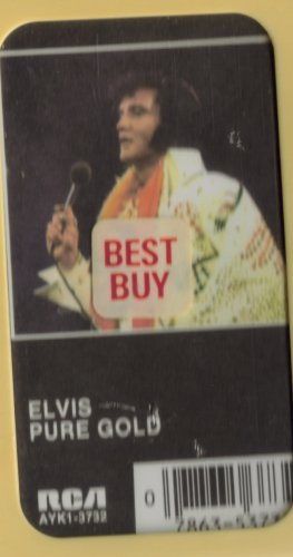 Elvis Pure Gold by Elvis Presley (Cassette 1975, RCA: AYK1-3732