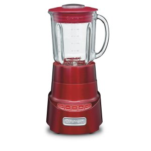 Cuisinart SPB-600MR SmartPower Deluxe Blender-Metallic Red