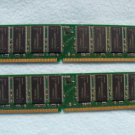 2GB 2 GB (2x1GB) DDR Memory RAM Apple Power Mac G5 1.6GHz/1.8GHz
